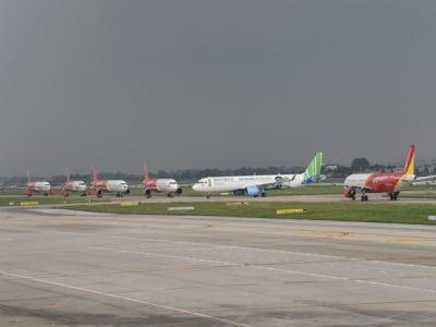 Hai phương án bay Hà Nội - TP HCM từ ngày 10-10