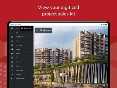 Nền tảng công nghệ hỗ trợ số hóa toàn bộ quy trình mua nhà