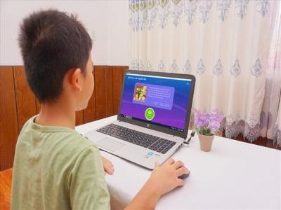 Ra mắt ứng dụng Học vần cho học sinh tiểu học, mầm non