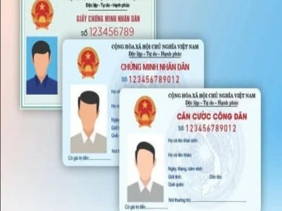 Căn cước công dân gắn chíp điện tử: Tích hợp thông tin, tránh giả mạo
