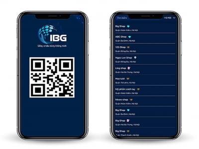 App tích điểm IBG 4.0 ra mắt: Người dùng, doanh nghiệp được lợi gì?