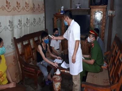 Yên Bái khẩn trương truy vết, cách ly 7 F1 liên quan đến chuyên gia Trung Quốc dương tính với SARS – CoV - 2