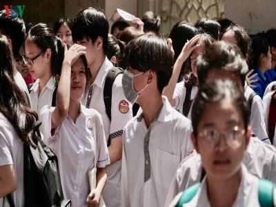 Nhiều thí sinh sẽ được điểm 7-8 môn Toán vào lớp 10 THPT