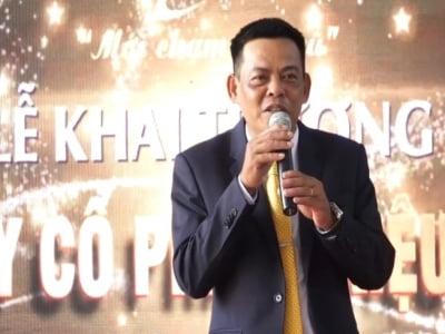 TPHCM: Khai trương công ty sản xuất phào nhựa PU Triệu Triệu