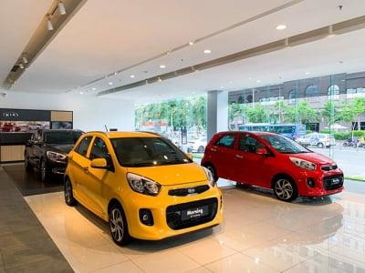 Giá xe Kia Morning lăn bánh và khuyến mại tháng 10/2020