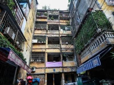 Hà Nội: Dứt điểm di dời các hộ dân ra khỏi chung cư cũ nguy hiểm