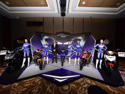 Yamaha Exciter 155 VVA không có mặt thị trường Việt trong năm nay