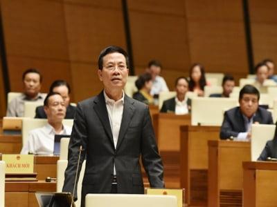 Bộ trưởng Bộ TT&TT chia sẻ nhiều tin vui về triển khai mạng 5G tại Việt Nam